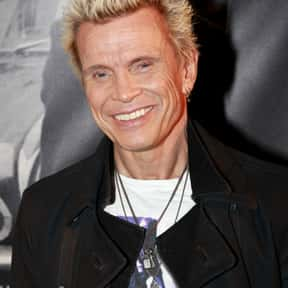 Billy Idol is listed (or ranked) 13 on the list Famous People Named William and Bill