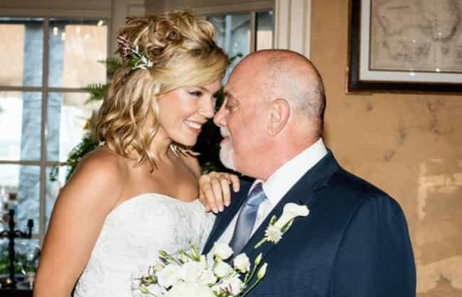 Billy Joel is listed (or ranked) 3 on the list 19 Ugly Guys Who Married Supermodels