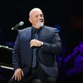 Billy Joel is listed (or ranked) 4 on the list Famous People Named William and Bill