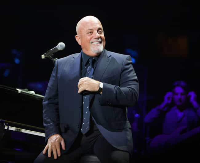 Billy Joel is listed (or ranked) 4 on the list Famous People Born in 1949