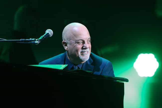 Billy Joel is listed (or ranked) 3 on the list Celebrity Men Who Are Even Shorter Than You Already Thought