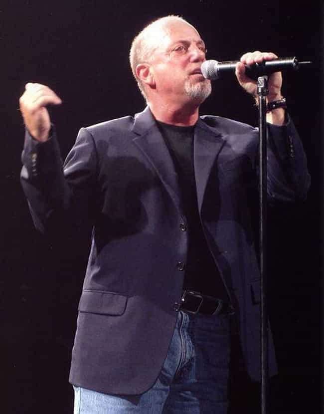 Billy Joel is listed (or ranked) 6 on the list 15 Celebrities Who Went to Silver Hill Hospital Rehab