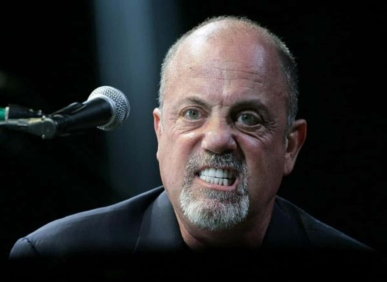 Billy Joel is listed (or ranked) 4 on the list Celebrities Who Went to Crossroads Rehab