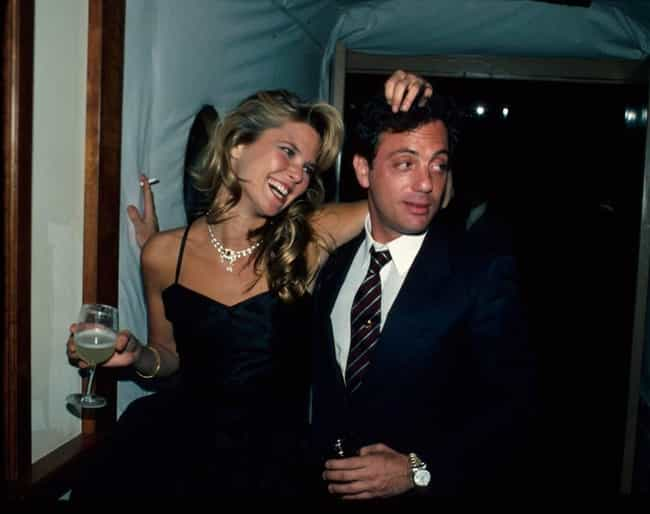 Billy Joel is listed (or ranked) 4 on the list Christie Brinkley's Loves & Hookups