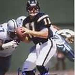 Billy Joe Tolliver is listed (or ranked) 23 on the list The Best Los Angeles Chargers Quarterbacks of All Time
