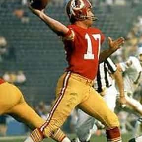 Billy Kilmer is listed (or ranked) 12 on the list The Best NFL Quarterbacks of the 1970s