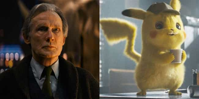 Bill Nighy is listed (or ranked) 1 on the list 18 Celebrities Who Are Surprisingly Into Anime