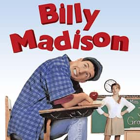 Billy Madison is listed (or ranked) 6 on the list The Funniest '90s Movies