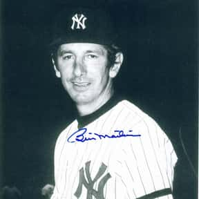 Billy Martin is listed (or ranked) 5 on the list The Best Yankees Managers of All Time