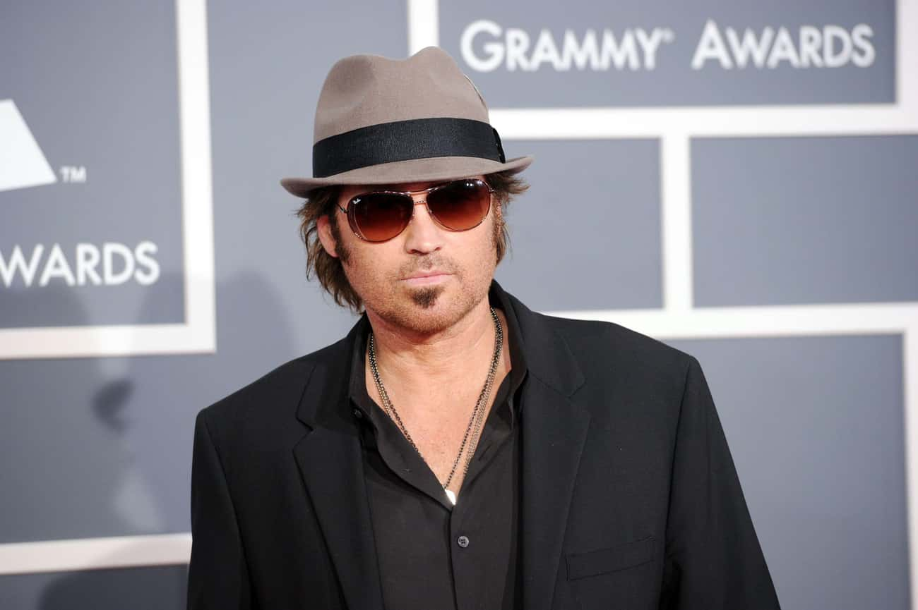 Billy Ray Cyrus is listed (or ranked) 3 on the list Celebrities Who Live In Nashville