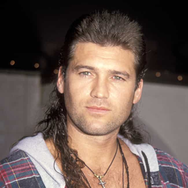 Billy Ray Cyrus is listed (or ranked) 2 on the list The Most Epic Celebrity Mullets Ever. Ever.