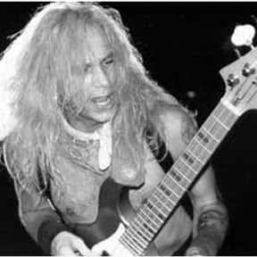 Billy Sheehan is listed (or ranked) 17 on the list The All-Time Best Rock Bassists