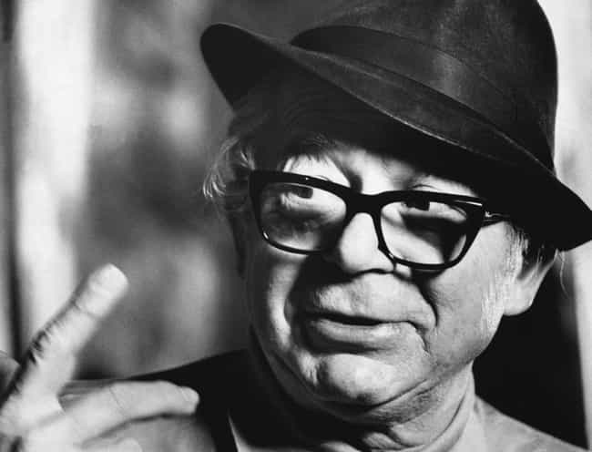 Billy Wilder is listed (or ranked) 3 on the list Famous People Born in 1906