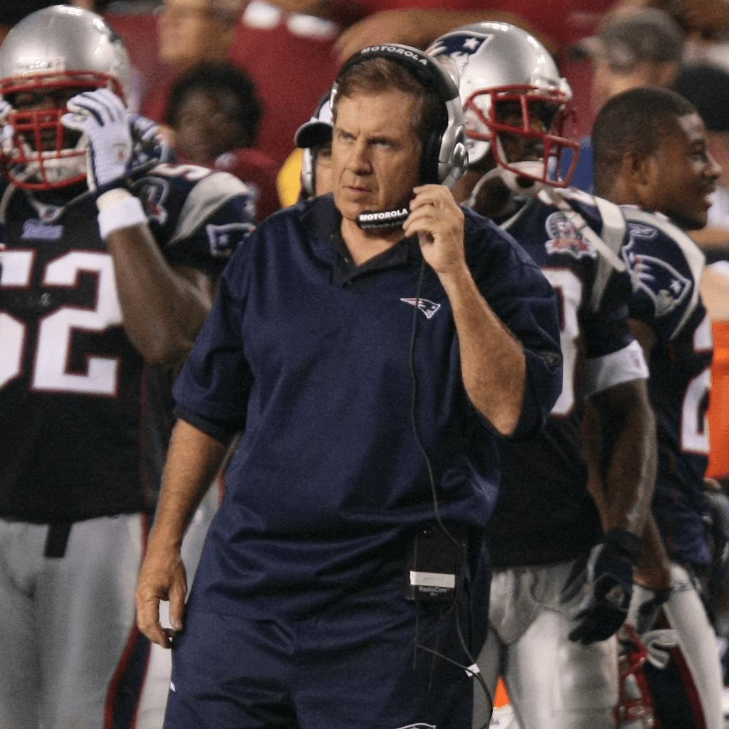 Random Best Current NFL Coaches