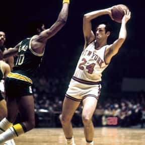 Bill Bradley is listed (or ranked) 19 on the list The Best Small Forwards of the 70s