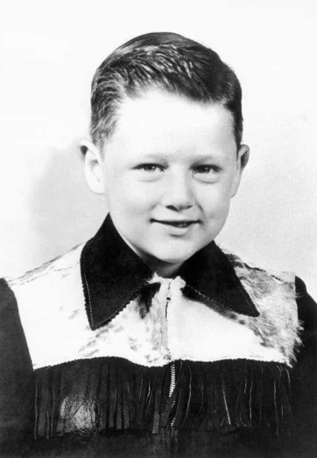 Bill Clinton is listed (or ranked) 4 on the list Pictures Of Presidents As Children