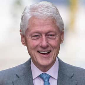 Bill Clinton is listed (or ranked) 1 on the list Famous People Named William and Bill