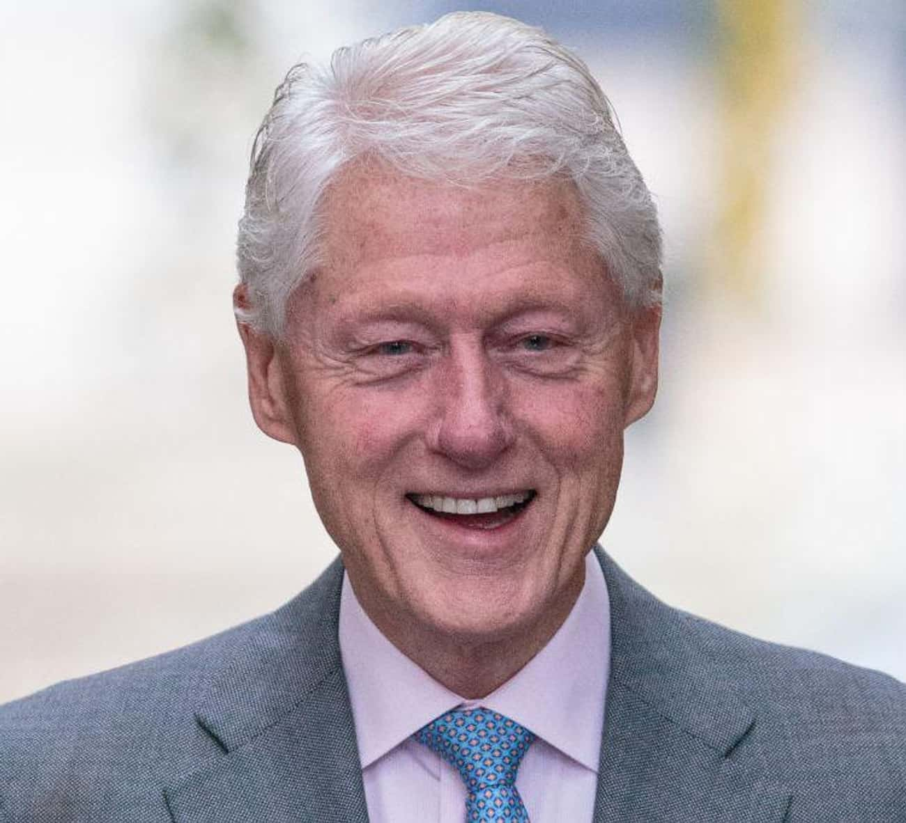 Bill Clinton is listed (or ranked) 3 on the list Famous People Born in 1946