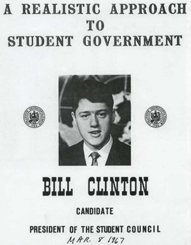 Bill Clinton is listed (or ranked) 4 on the list Where Every US President Went To College (Or Didn't)