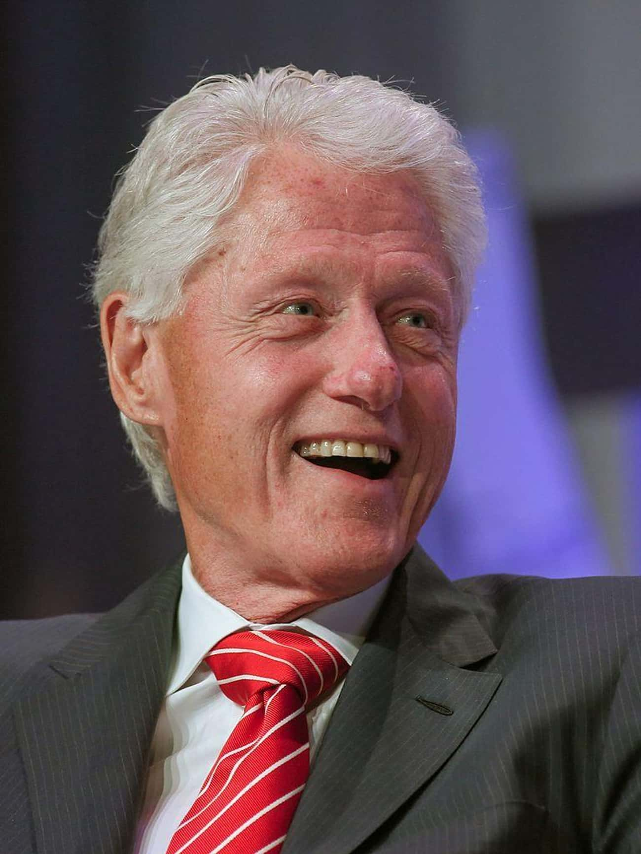 Bill Clinton is listed (or ranked) 3 on the list 17 Famous People Who Were Raised by Their Grandparents