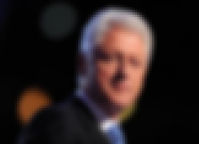 Bill Clinton is listed (or ranked) 4 on the list 50+ American Politicians of Irish Descent