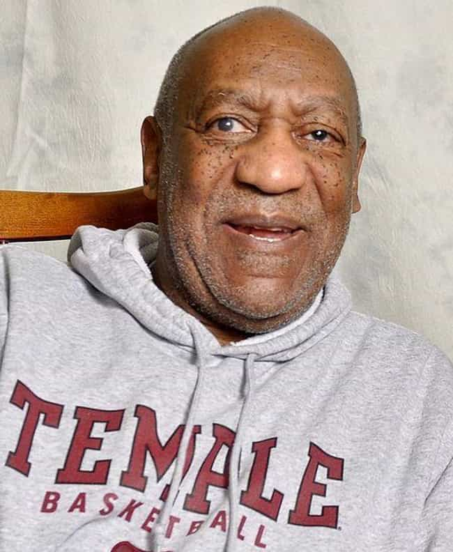 Bill Cosby is listed (or ranked) 4 on the list 60+ Celebrities Accused of Horrible Crimes