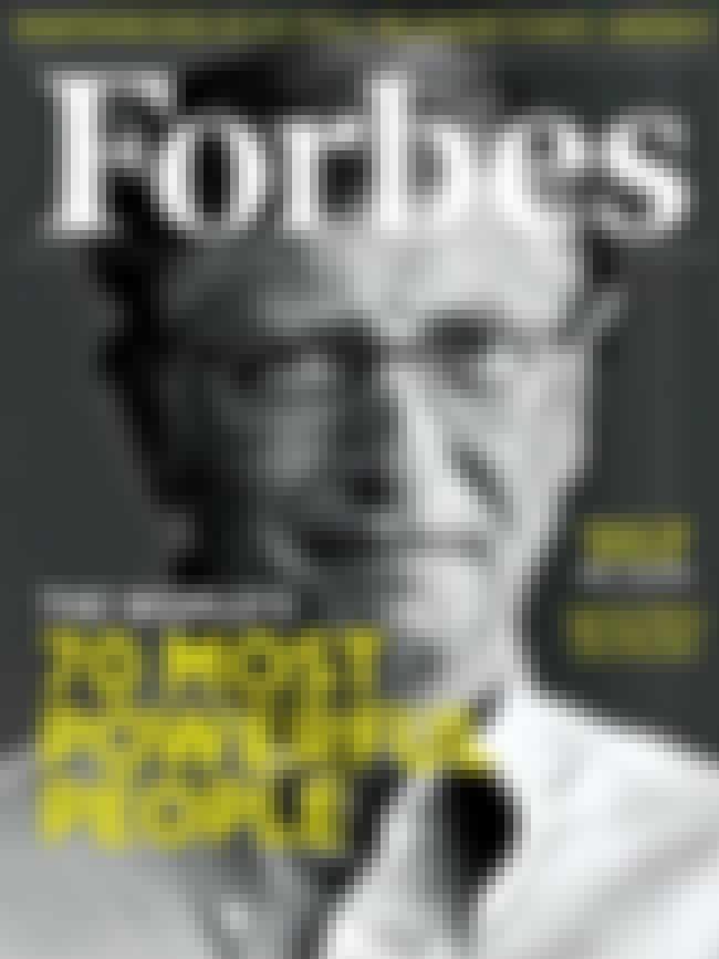 Bill Gates is listed (or ranked) 2 on the list The Best Forbes Covers