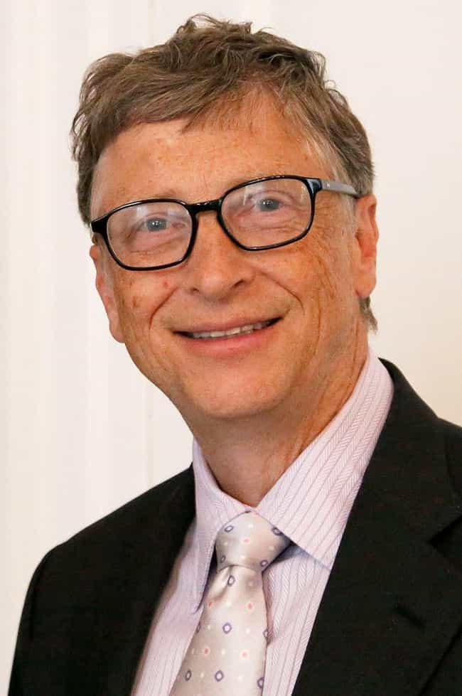 Bill Gates is listed (or ranked) 4 on the list Famous Scorpio Celebrities