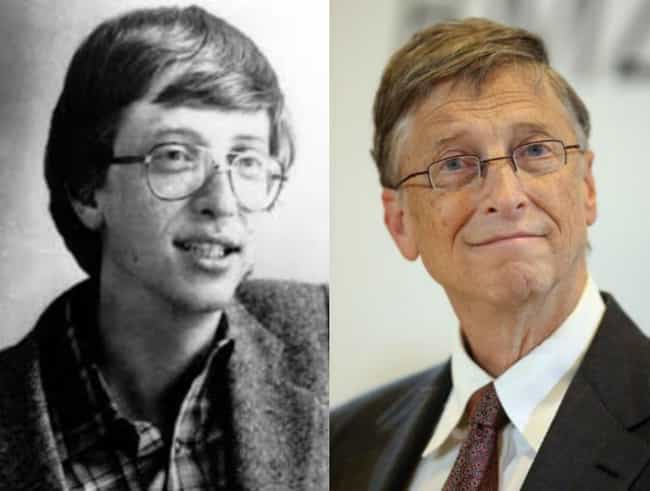 Bill Gates is listed (or ranked) 4 on the list Celebrities Turning 60 in 2015