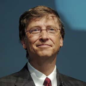 Bill Gates is listed (or ranked) 3 on the list Celebrities Who Should Run for President