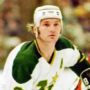 Bill Goldsworthy is listed (or ranked) 12 on the list List of Famous Ice Hockey Players