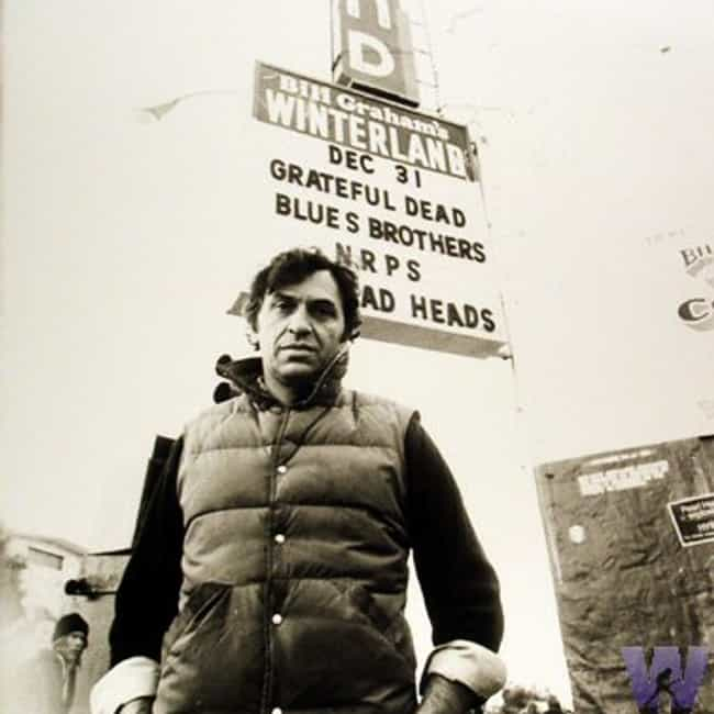 Bill Graham is listed (or ranked) 3 on the list Famous People Who Died in Helicopter Crashes