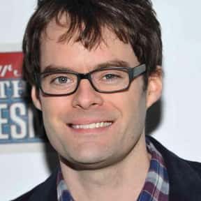 Bill Hader is listed (or ranked) 13 on the list The Best SNL Cast Members of All Time