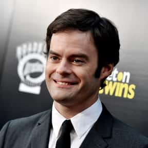 Bill Hader is listed (or ranked) 6 on the list 30 Rock Cast List