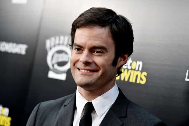 Bill Hader is listed (or ranked) 4 on the list 30+ Celebrities Who Believe in Ghosts