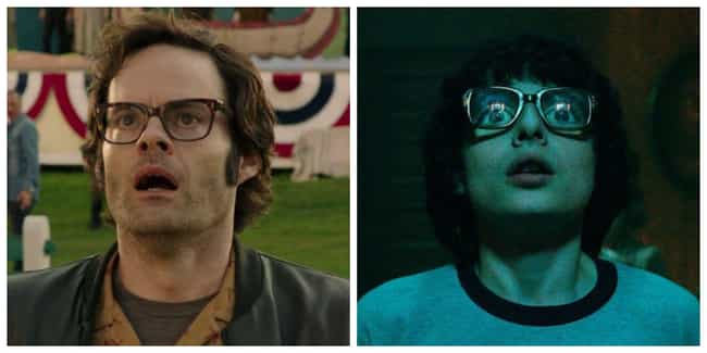 Bill Hader is listed (or ranked) 3 on the list The Adult Cast Of 'IT: Chapter Two' Vs. Their Younger Counterparts