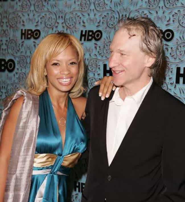 Bill Maher is listed (or ranked) 3 on the list Karinne Steffans' Loves & Hookups