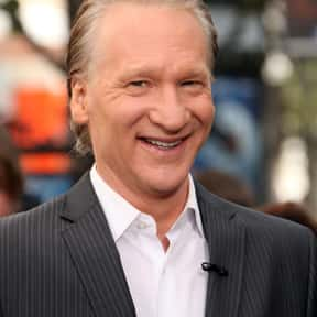 Bill Maher is listed (or ranked) 10 on the list Famous People Named William and Bill