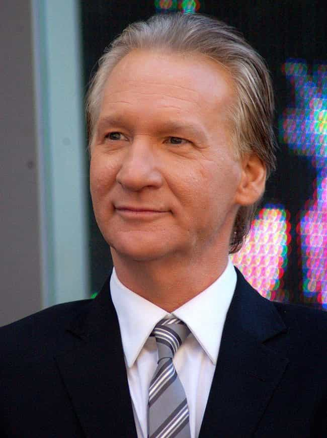 Bill Maher is listed (or ranked) 6 on the list 21 Famous ENTPs