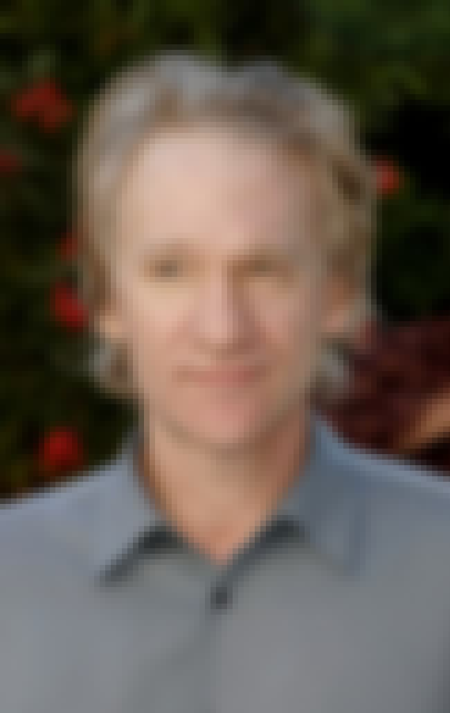 Bill Maher is listed (or ranked) 4 on the list 40 Famous People Raised in Interfaith Families