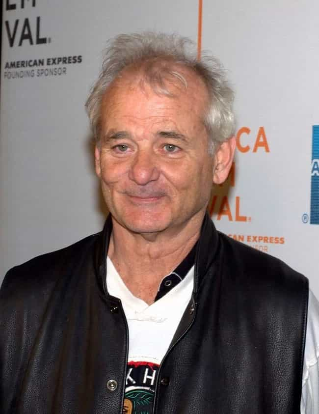 Bill Murray is listed (or ranked) 3 on the list Famous Male Musicians