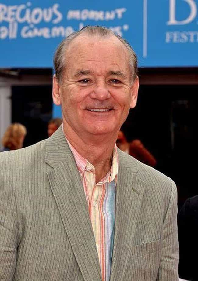 Bill Murray is listed (or ranked) 1 on the list Actors In The Most Wes Anderson Movies