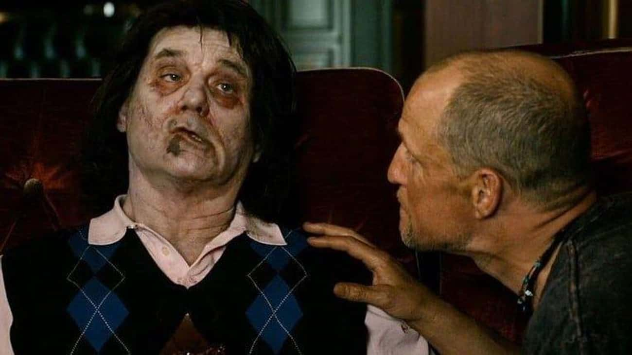 Bill Murray In 'Zombieland' is listed (or ranked) 1 on the list Tiny Movie Cameos By Super Famous People