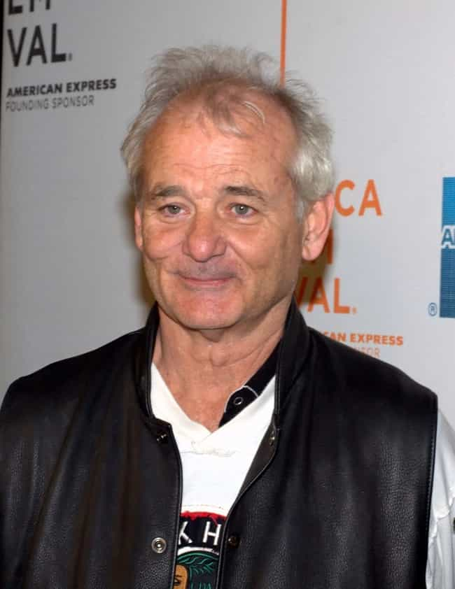 Bill Murray is listed (or ranked) 4 on the list 20 Comedic Actors Who Have Been Nominated for Oscars