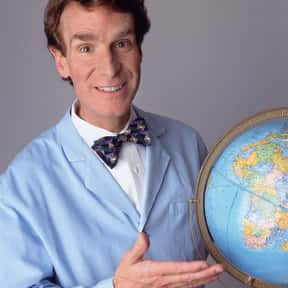 Bill Nye is listed (or ranked) 8 on the list Celebrities You Would Want To Get High With