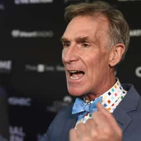 Bill Nye is listed (or ranked) 17 on the list American Public Figures Who Are National Treasures