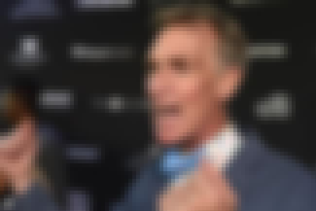 Bill Nye is listed (or ranked) 4 on the list List of Famous Mechanical Engineers