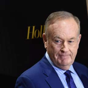 Bill O'Reilly is listed (or ranked) 2 on the list List of Famous Reporters
