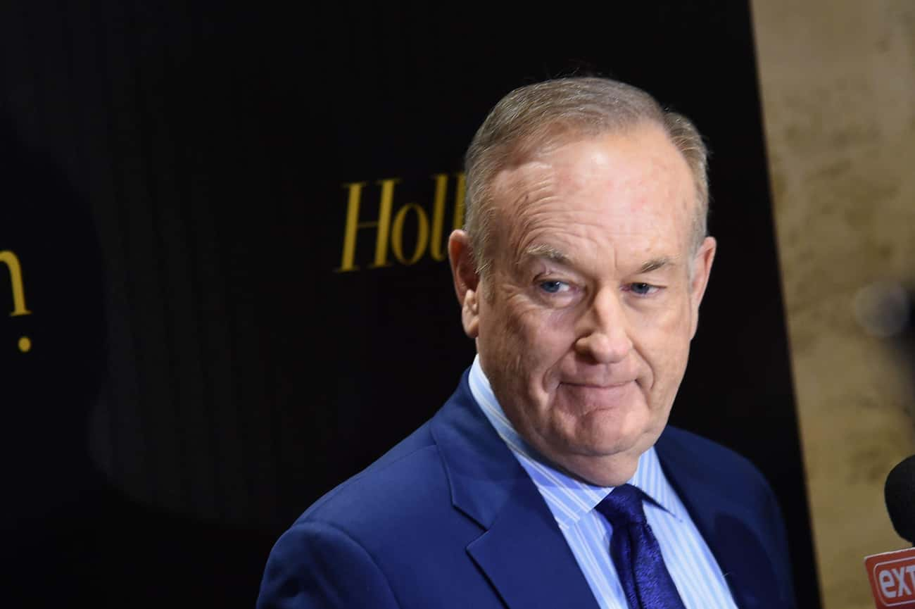 Bill O'Reilly is listed (or ranked) 4 on the list Famous Male TV Personalities