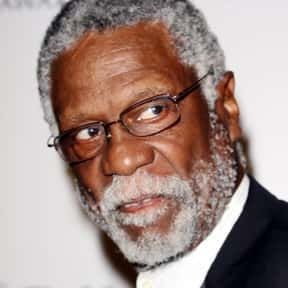 Bill Russell is listed (or ranked) 8 on the list Famous People Named William and Bill